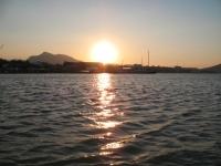 Черное море, Судак, рассвет
